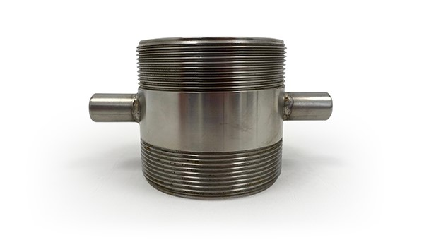 STAINLESS STEEL MALE / MALE LUGGED ADAPTOR