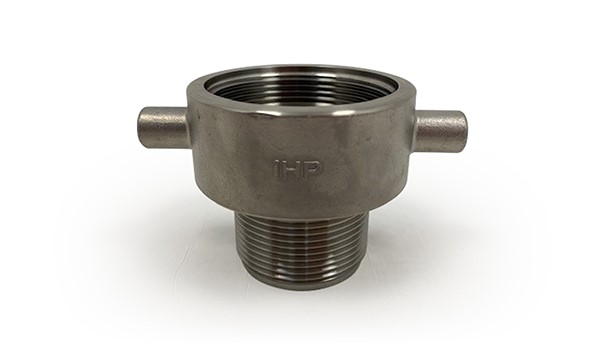 STAINLESS STEEL MALE / FEMALE LUGGED ADAPTOR