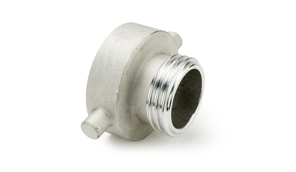 ALUMINIUM MALE/FEMALE URT ADAPTOR
