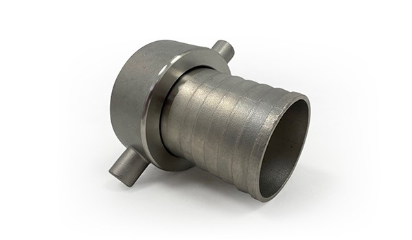 STAINLESS STEEL LUGGED NUT & LINING